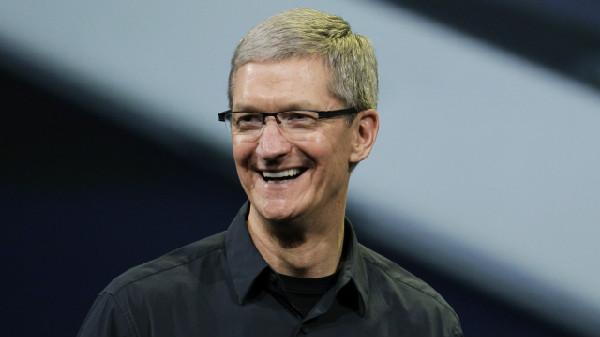Tim Cook, CEO of Apple, Inc.